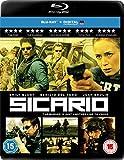 Sicario - Blu-ray + UltraViolet - Lionsg...
