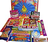 Smiley :) Happy BIRTHDAY Selection Box of Tasty sweets!