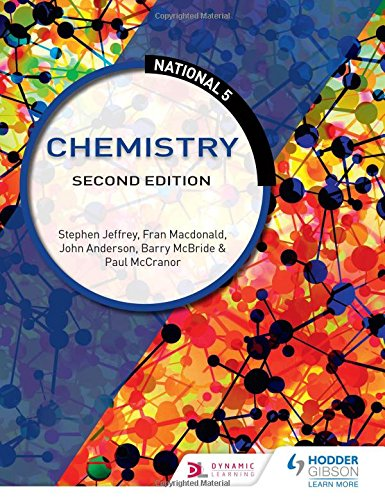 Image of National 5 Chemistry: Second Edition