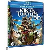 Teenage Mutant Ninja Turtles - Blu-Ray + 3D Blu-Ray