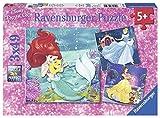 Ravensburger Disney Princess, Princess Adventure 3x 49pc Jigsaw Puzzles