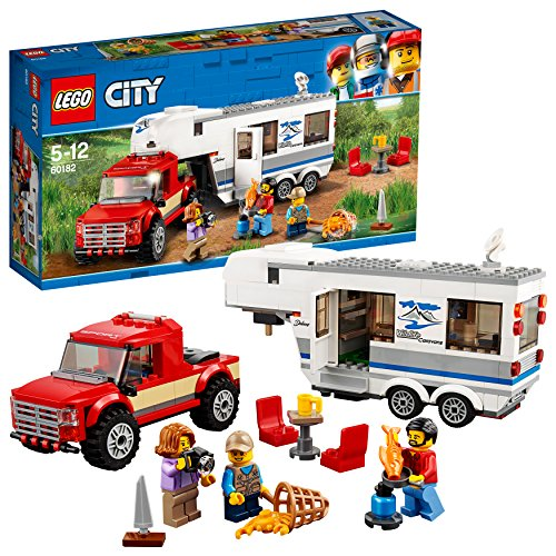 LEGO City Great Vehicles - Camioneta Caravana