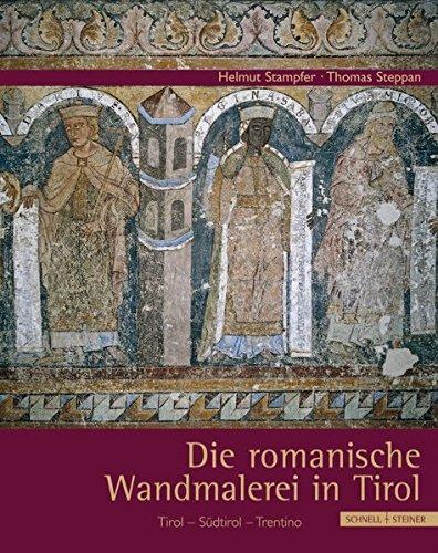 Die romanische Wandmalerei in Tirol