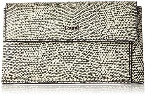 Laurèl Purse, Portefeuille Gris - Grau (Grey Melange 4980)
