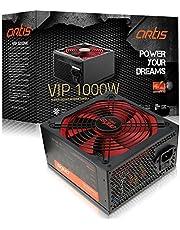 Artis AR-VIP 1000W 1000 Watt SMPS Power Supply Unit (Black)