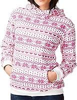 24brands CHICK REBELLE - Gefütterter Damen Hoodie - 2426