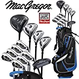 Best Golf Club Sets - MacGregor DCT2000 Mens Golf Set Deluxe Stand Bag Review