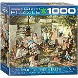 "Puzzle 1000 Eurographics Pc - El (cuadro 8X8) Salud Clinik """" NUEVO """" (MO) - (EG80000444)"