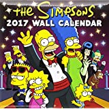 The Simpsons Official 2017 Square Calendar