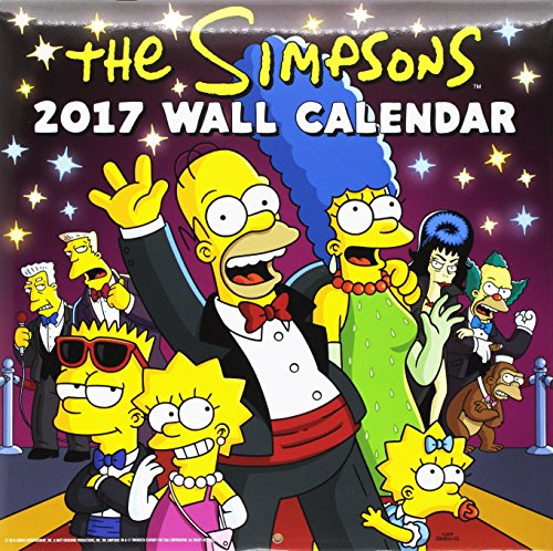 the-simpsons-official-2017-square-calendar