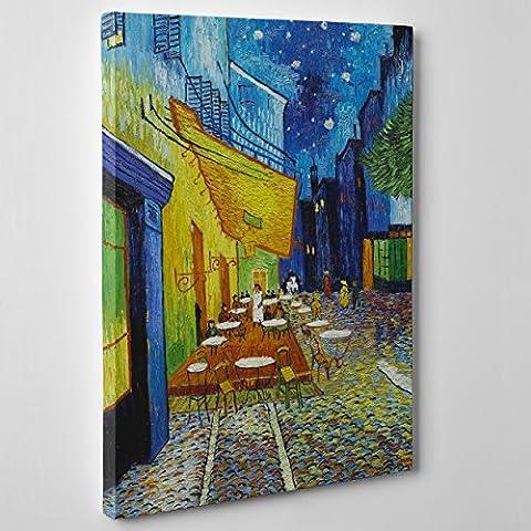 Toile Van Gogh - Peinture sur toile prête à accrocher Van