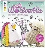 MAXI Wollowbies: Häkelminis werden GROSS. Mit 3 Labels, 3 Knöpfen, 2 Postkarten und Online-Videos