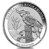 The Australian Kookaburra 2016 1 kg (32,15 oz.) Silber 999 Silver Coin CAPSULA Moneta Kilo
