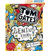 Tom Gates: Genius Ideas (mostly) (Tom Gates series Book 4)