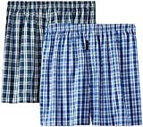 #5: Hanes Men's Cotton Boxers (Pack of 2)