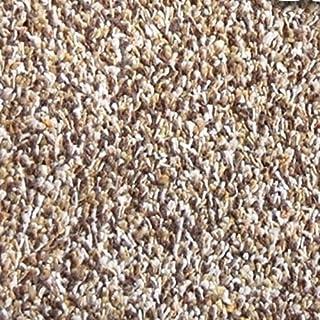 Die originale Fußmatte von Dirt Trapper | Standard, extra groß, Läufer | Maschinenwaschbar | Rutschfeste Rückseite -Schiefer, 120cm x 130cm, abgerundete Ecken, latte, 75 x 150 cm