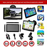 7 Inch SAT NAV Navigation DRIVE-7.0 for Truck Lorry BUS Taxi Camping