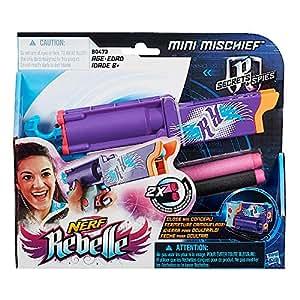 NERF Rebelle Geheimnisse und Spione Mini Mischief Blaster