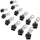 ECYC® 12pcs Fix Zipper Ersatz Reißverschluss Schnell Sofortige Reparatur Kit
