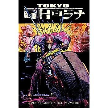 Tokyo Ghost: 1