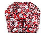 Viva Designs Texas Tech Raiders Yoga Bag, Red