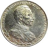 ᐅᐅ Wilhelm Deutscher Kaiser Koenig Von Preussen Muenze Test