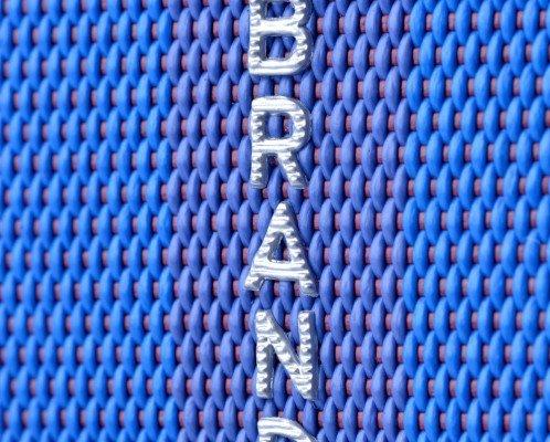 Brandina The Original , Sac pour femme à porter à l'épaule Giafante Nera