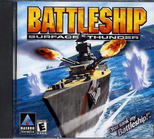 Battleship 2: Surface Thunder - PC by Atari - Surface Thunder