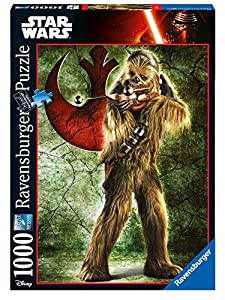 Star Wars - Puzzle, diseño Imperial Chewbacca, 1000 Piezas (Ravensburger 19681)
