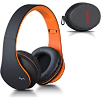 Wireless Bluetooth Headphones Over Ear, Rydohi Hi-Fi Stereo Headset with Deep Bass, Foldable…
