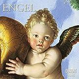 Engel - Kalender 2018 - DuMont-Verlag - Broschurkalender mit Platz zum Eintragen - 30 cm x 30 cm (offen 30 cm x 60 cm)
