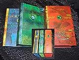Limitierter Schuber mit drei Büchern sowie Ring (Der Hobbit - Der Herr der Ringe - Das Silmarillion)