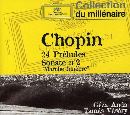"""24 préludes / Sonate n°2 """"Marche funèbre"""""""
