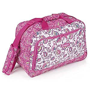 Bolso Paquetero Gabol Magic Rosa