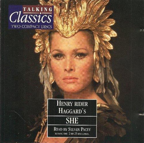 She (Talking Classic) audiobook(cd) (Talking Classics)