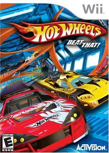 Hot Wheels: Beat That (Wii Hot Wheels Spiel)