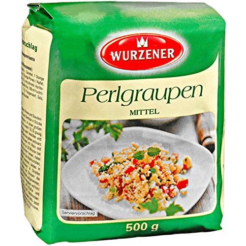 Wurzener Perlgraupen mittel 2 Packg.