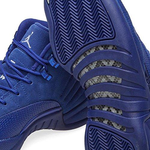 Homme Espadrillas Reale Bianco 130690 Blu Basket De Nike 400 Profondo w6qaX4