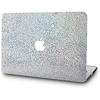 B BELK Bling Crystal Glatt Schlank Leichtes PC Hard Case Tastatur Cover f/ür MacBook Air 13.3 mit Retina /& Touch ID A1932 2018 ver/öffentlicht