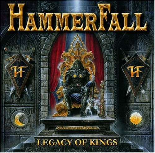 Hammerfall: Legacy of Kings (Audio CD)