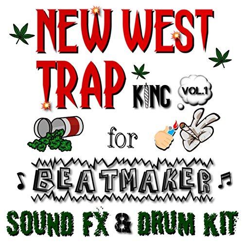Trap Kick 20 Set (Hiphop, R&B, Trap, West, Sound Effects, SE, SFX, Sample)