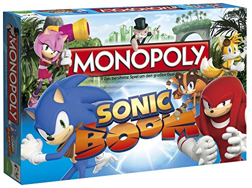 Monopoly Sonic