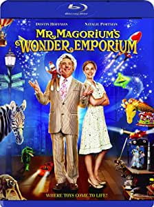 Mr Magorium's Wonder Emporium [Blu-ray] [Import anglais]