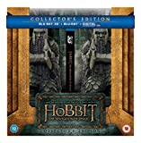 The Hobbit: The Desolation Of Smaug - Bookend Edition [Blu-ray 3D + Blu-ray] [2014] [Region Free]