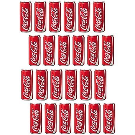 Coca Cola Bebida Refrescante Paquete de 24 x 13 75 ml Total 330 ml