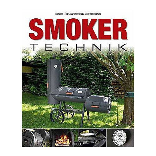 """""""Smoker Praxis"""", Hardcover 160 Seiten von Ted Aschenbrandt u. Rudolf Jäger"""