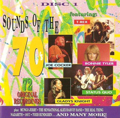 Sound (One) (Compilation CD, 18 Tracks) (Mungo Status)