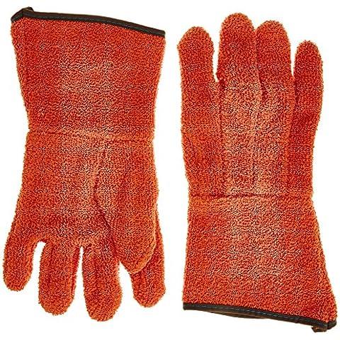 neolab 6–2225Biohazard de guantes, autoclave, 30cm de largo, color rojo