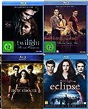 Twilight 1, 2, 3 & 4.1 Blu-ray Set