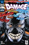 DAMAGE #5 ((Regular Cover)) - DC Comics - 2018-1st Printing